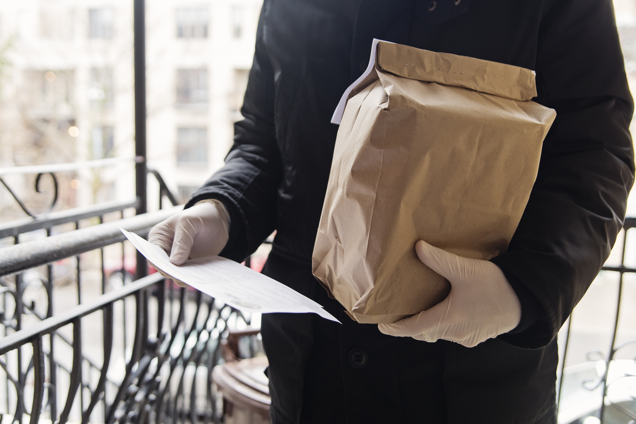 How Safe Is It To Order Takeout Right Now?