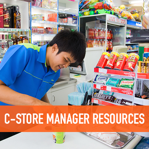 C-Store Manager Resources