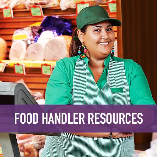 Food Handler Resources