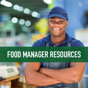 Food Manager Resources