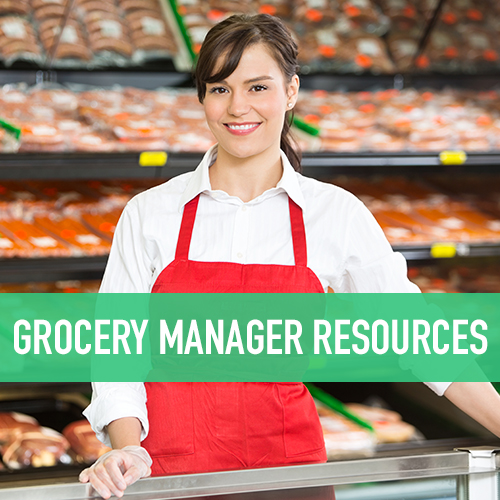 Grocery Manager Resources