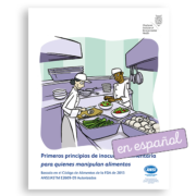 First Principles for Food Handlers - Spanish
