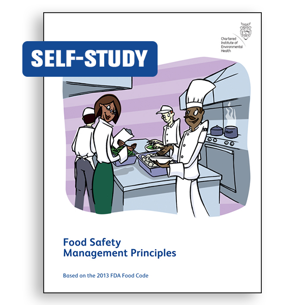 Food Safety Manager Self-Study Program – English