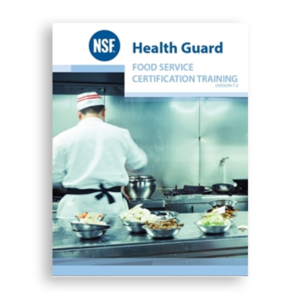 NSF HealthGuard: Professional Food Manager Certification Training – English